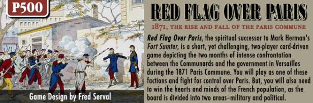 Red Flag Over Paris Banner 2