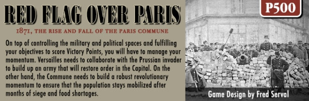 Red Flag Over Paris Banner 3