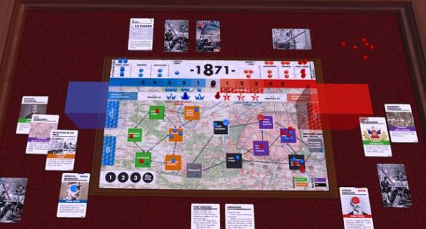 Red Flag Over Paris Tabletop Simulator