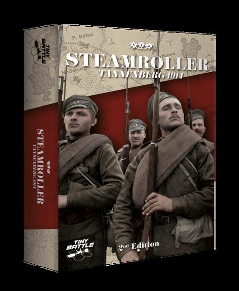Steamroller Tannenberg Cover