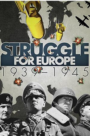 Struggle fo Europe Cover