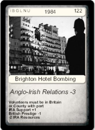 The Troubles - Brighton Hotel Bombing
