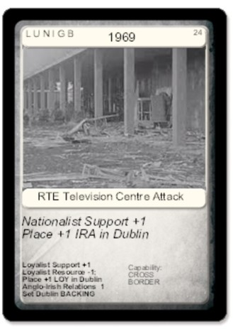 The Troubles - RTE Television Centre Attack