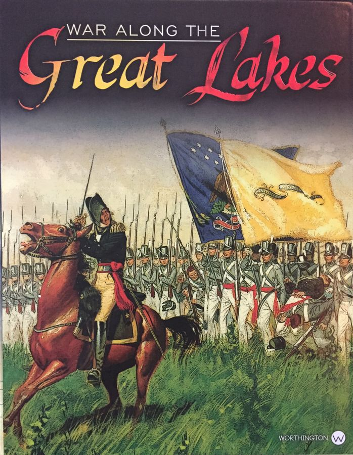 War Along the Great Lakes Cover