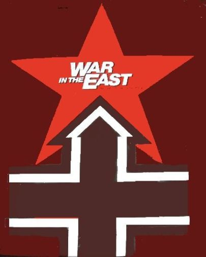 War in the East Cover