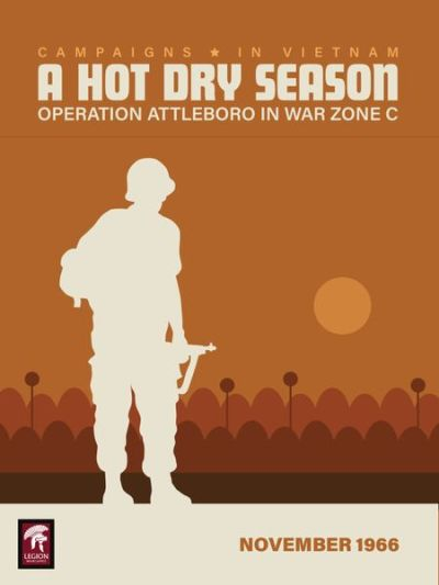 A Hot Dry Season Cover