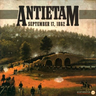 Antietam 1862 Cover
