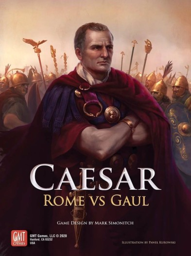 Caesar Final cover