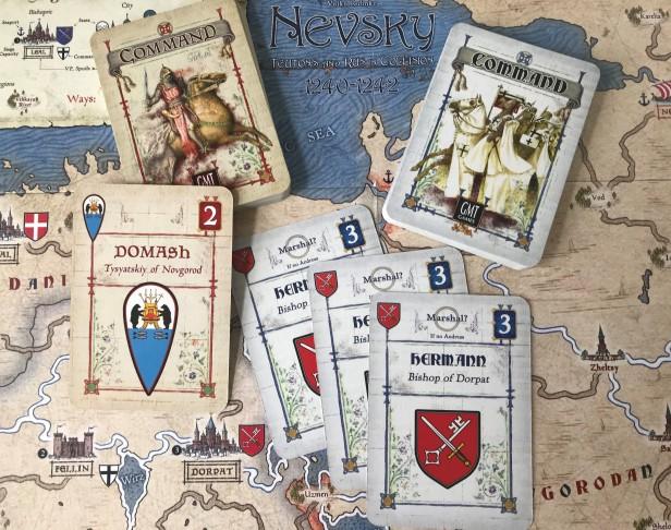 Nevsky Command Decks