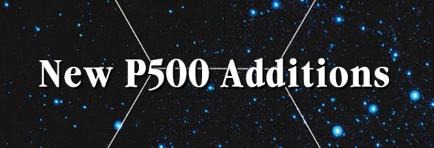 New P500's Banner