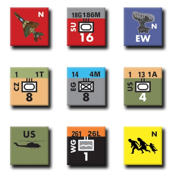 Objective Nuremberg Counters