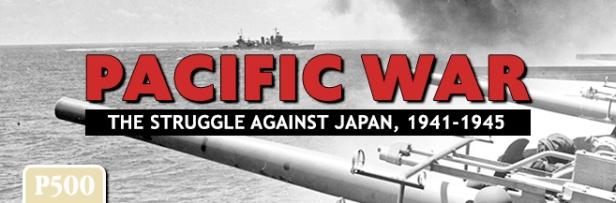 Pacific War Banner 1