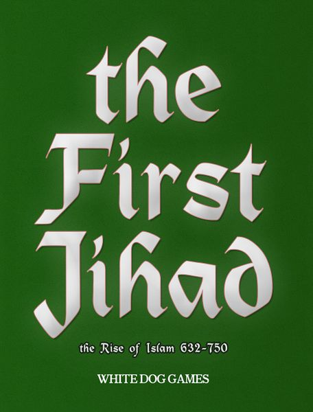 The First Jihad cover