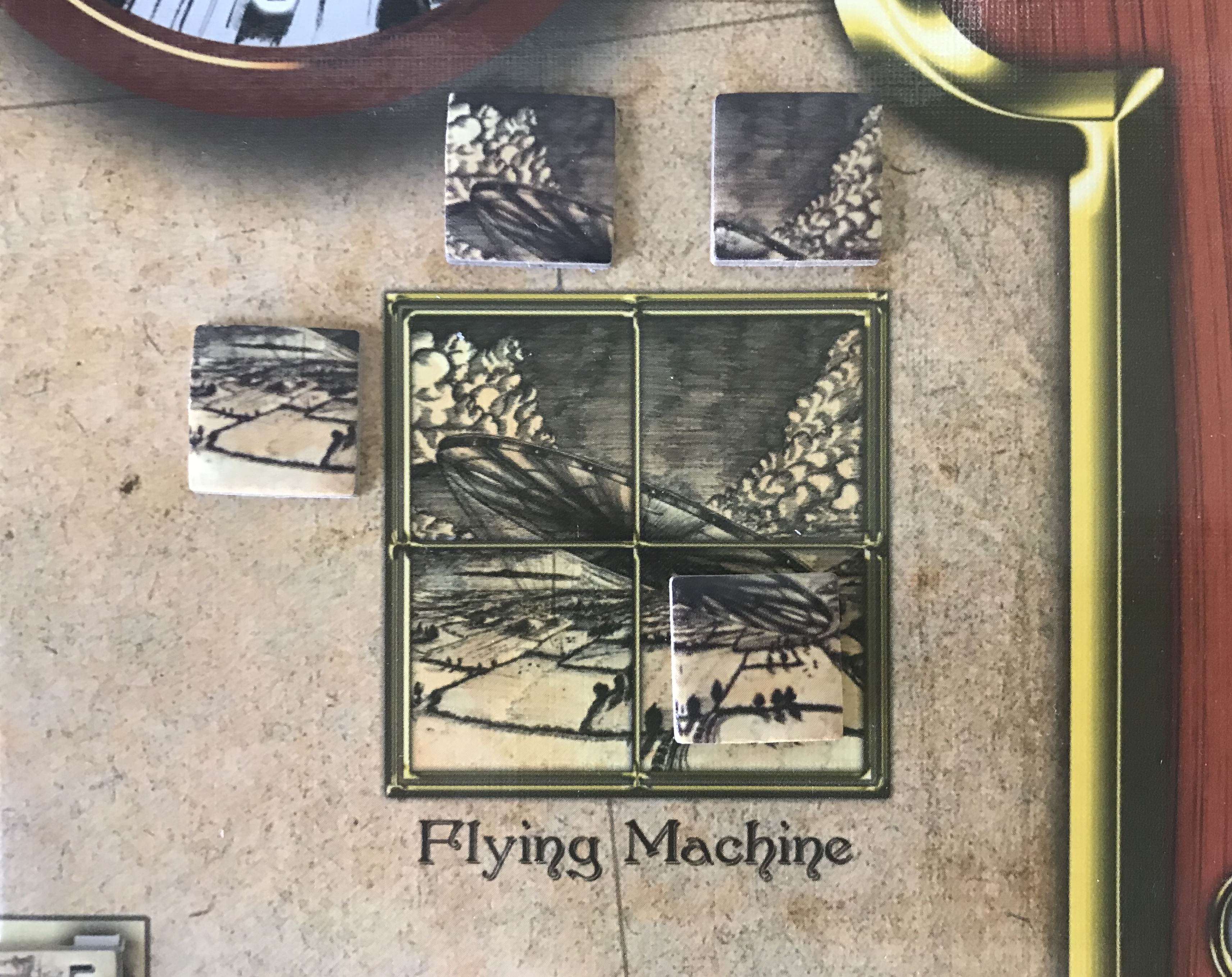 War of the Worlds Flying Machine 2