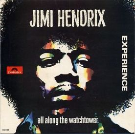 All Along the Watchtower Hendrix