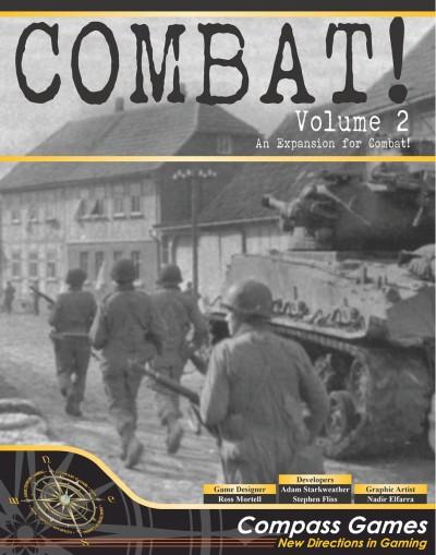 Combat! Volume 2 Cover