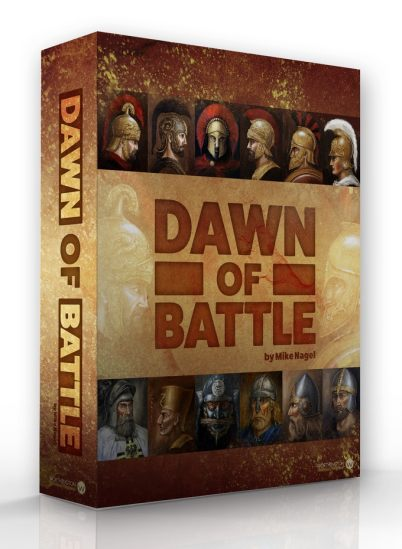 Dawn of Battle Cover