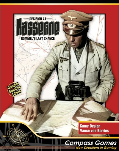 Decision at Kasserine Cover