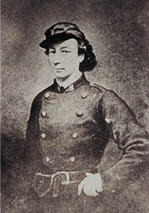 History Behind the Cards - Louise Michel 2