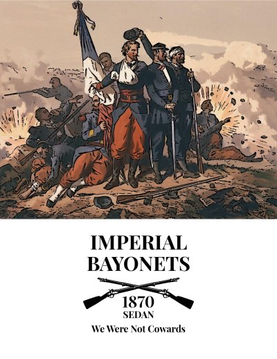 Imperial Bayonets Cover