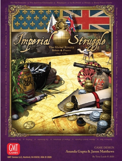 Imperial Struggle Cover