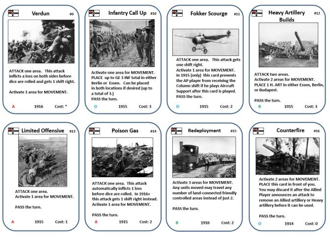 Imperial Tide Cards 1
