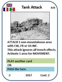 Imperial Tide Tank Attack