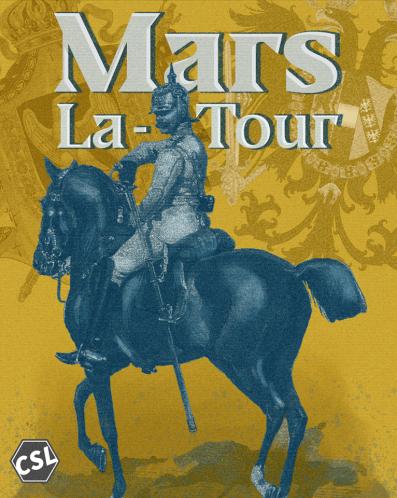 Mars La-Tour Cover