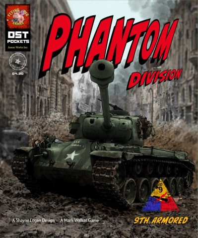 Phantom Division OST Reprint Cover
