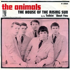 Playlist - House of the Rising Sun