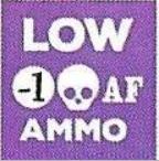 River Raisin Low Ammo