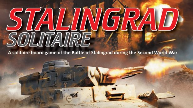 Solitaire Stalingrad Cover