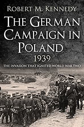 The German Campaign in Poland 1939 Book Cover