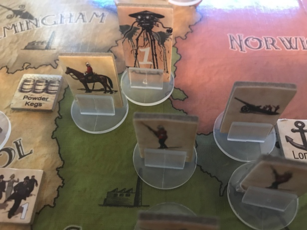 The War of the Worlds Cavalry Attract 3