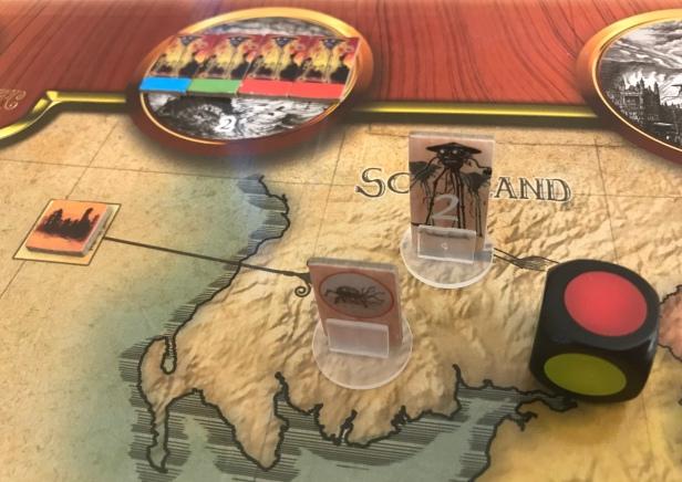 The War of the Worlds Handling Machine Matches