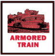 White Eagle Defiant Armored Train Chit
