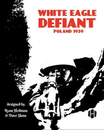White Eagle Defiant Cover
