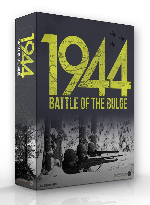 1944 Battle of the Bulge Cover