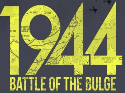 Battle of the Bulge Title Banner