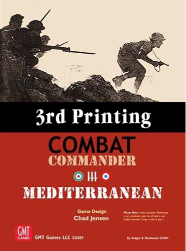 CC Mediterranean 3rd Printing P500
