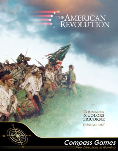 Commands and Colors Tricorne Cover