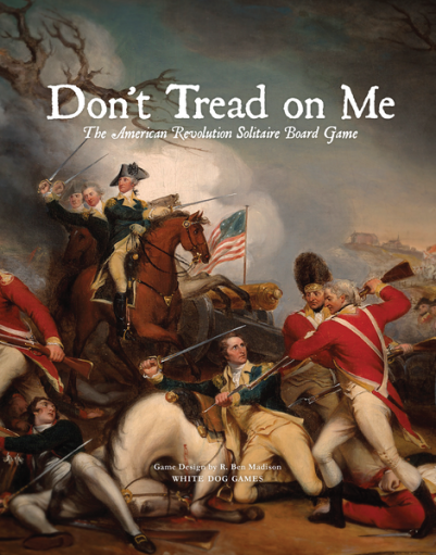 Don't Tread on Me Cover