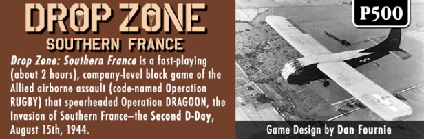 Drop Zone Southern France Banner 1