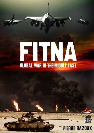 FITNA Cover