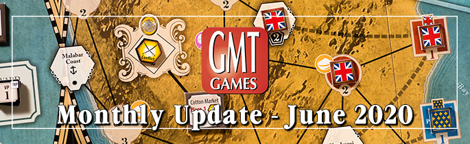 June 2020 Monthly Update from GMT Games – A Grand Gesture and More WWII (Which is Never a Bad Thing!)