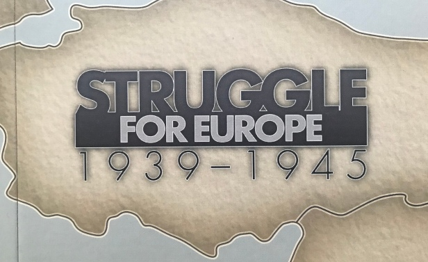 Struggle for Europe Title
