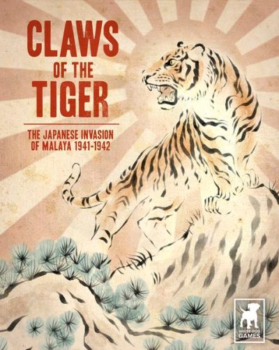 The Claws of the Tiger Cover