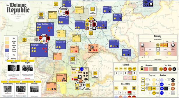 The Weimar Republic Playtest Map