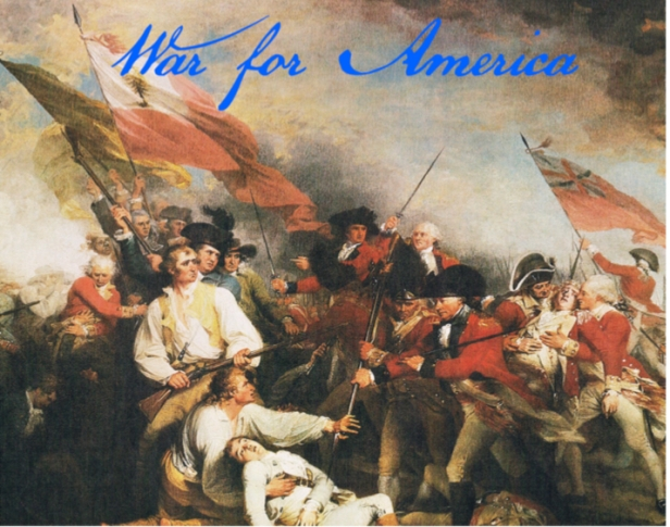 War for America Cover