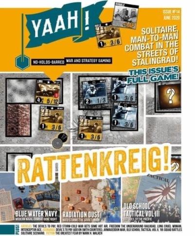 YAAH Magazine Rattenkreig